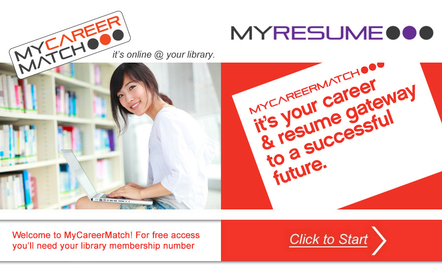 MyCareerMatch for Libraries